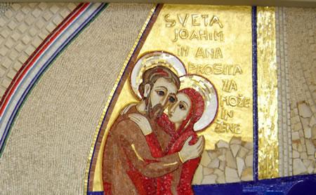 Matrimônio de Joaquim e Ana (Centro Aletti)