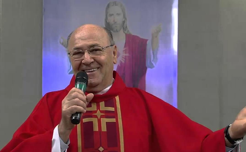 Pe. Evaristo - Homilia na Santa Missa em 25-02-2014